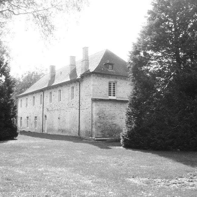 Abbaye Saint-Gilbert
